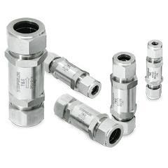 Обратные клапаны серии SH, SO, SOA, SA